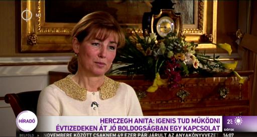 Hercegh Anita: vonzóvá tudjuk tenni a házasságot a fiatalok előtt
