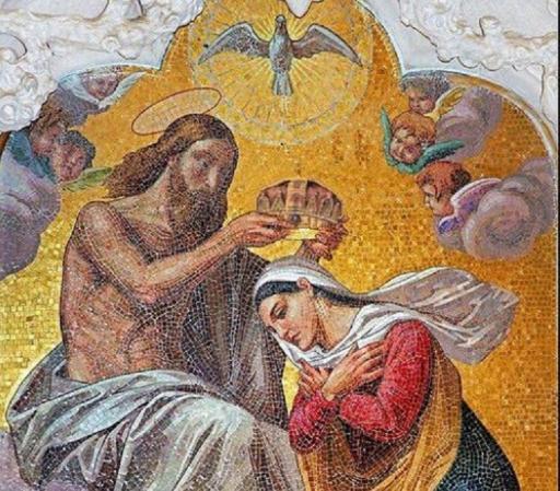 Ezen a napon ajánlotta Magyarországot a Szűzanya oltalmába Szent István király