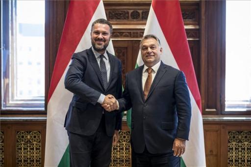 Az Európai Szakszervezeti Szövetség főtitkárával tárgyalt Orbán Viktor