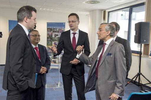 Ötszáz új munkahelyet teremt a Tata Budapesten